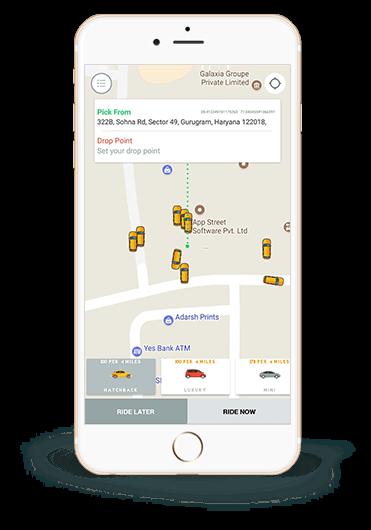 Apporio Infolabs On-Demand App Development Company | Taxi App Script