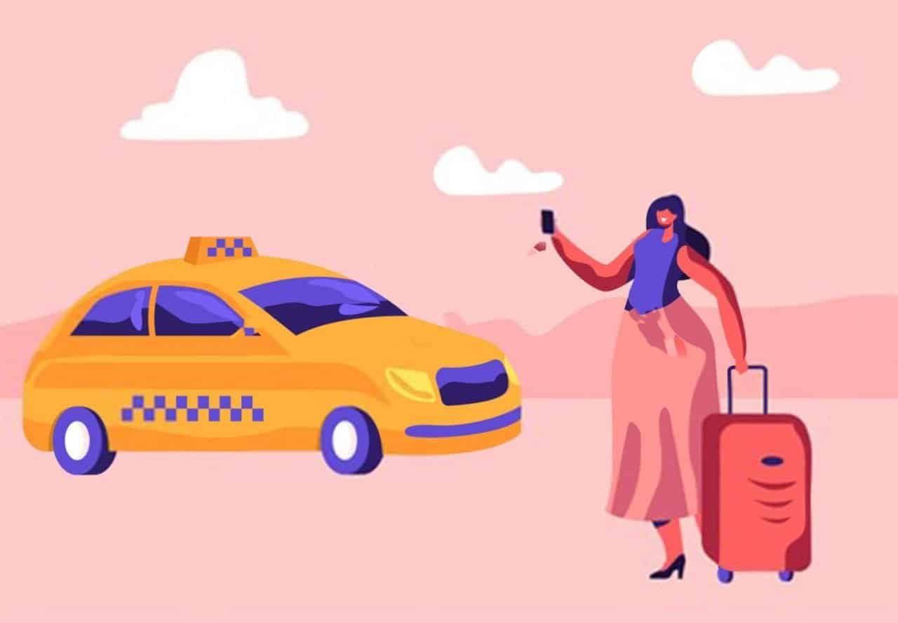uber clone for women